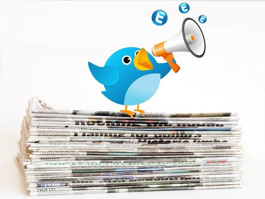 twitter journalistik