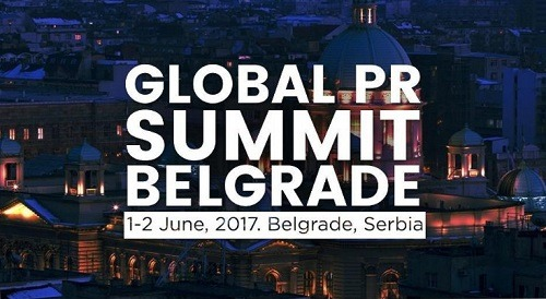 Global PR Summit Belgrade