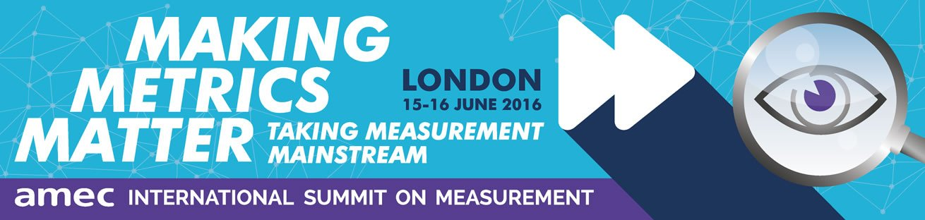 AMEC Summit 2016 London